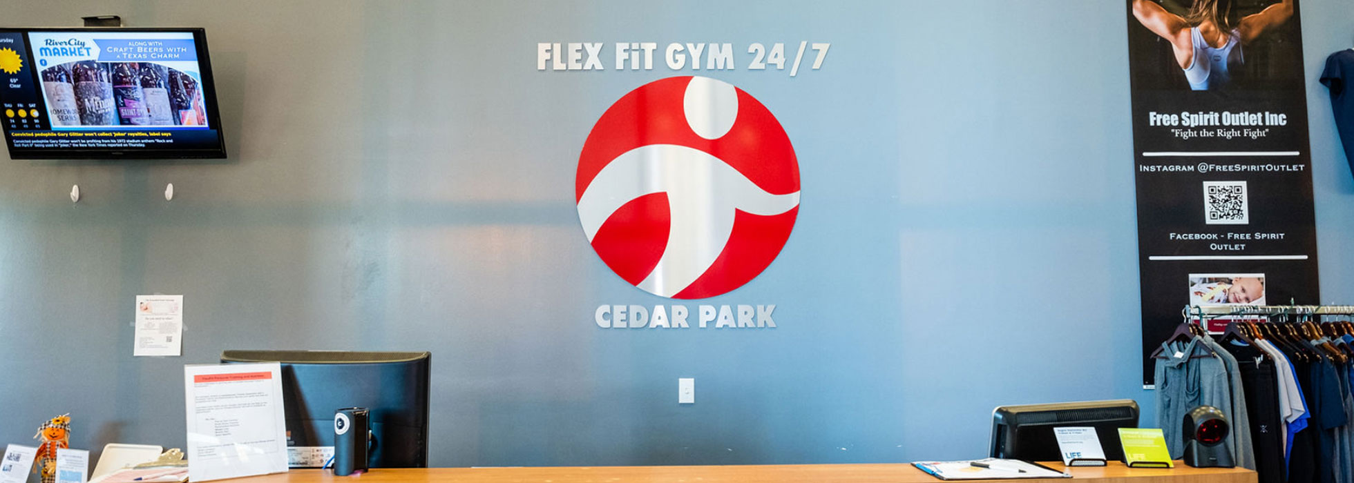 Flex Fit Gym is A 24/7 Gym in Cedar Park TX